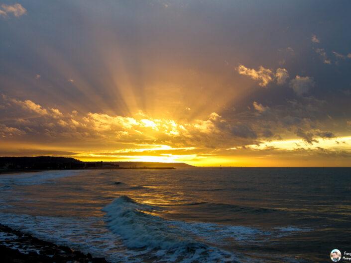 France Sunset