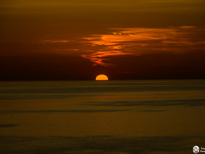 Coucher de Soleil - Adriatique