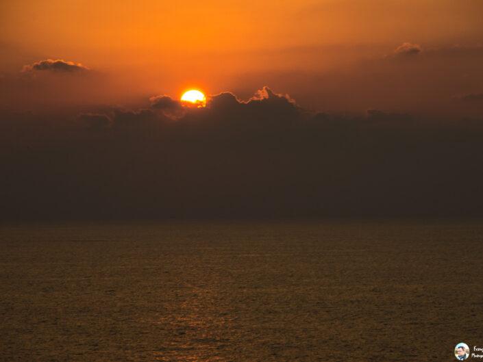 Coucher de Soleil – Moyen-Orient