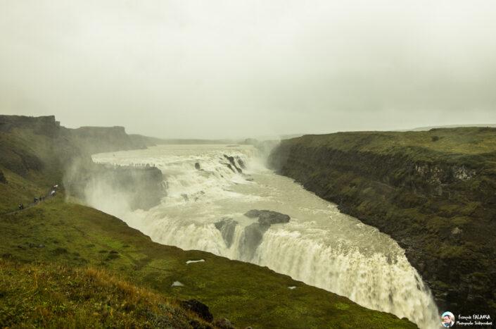 Fsai190827 036 Islande Gullfoss Waterfall